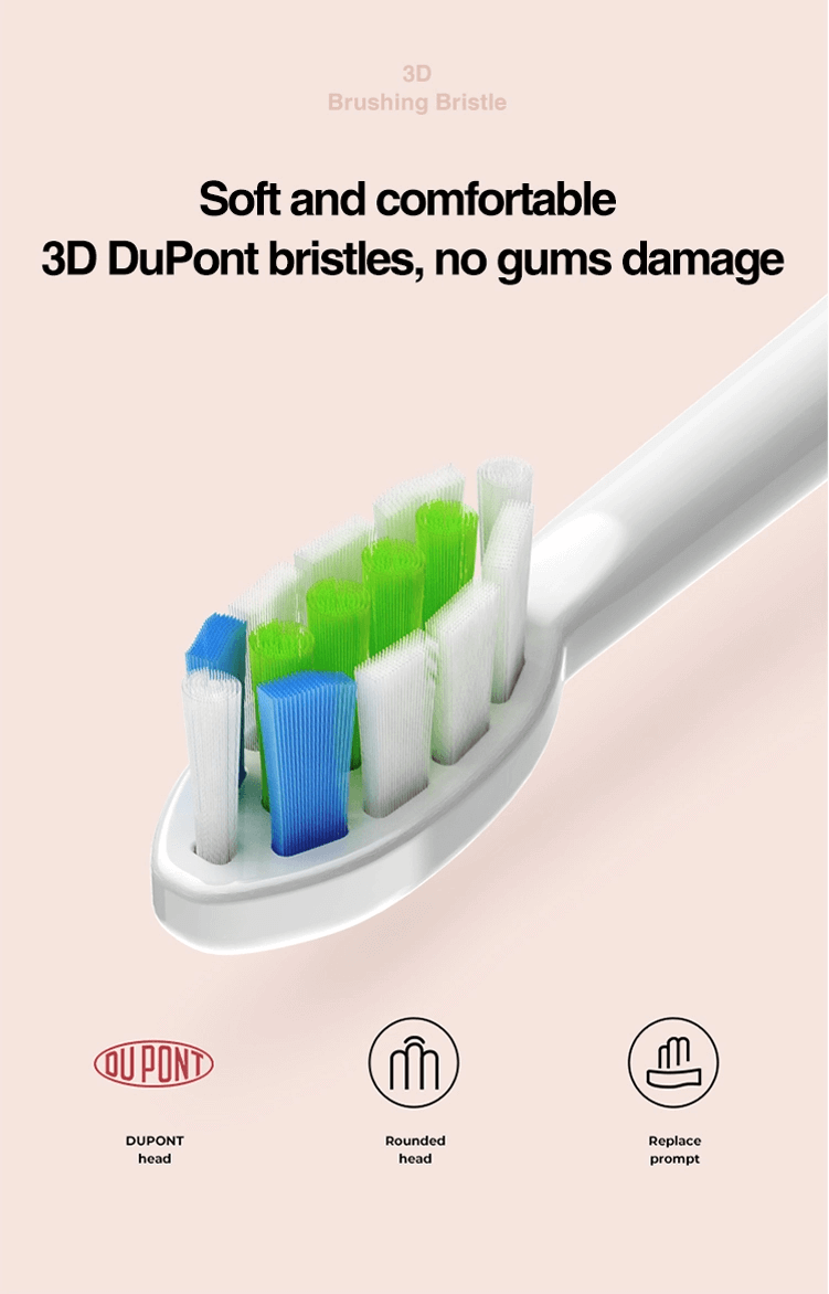 perii moi periuta de dinti electrica H2