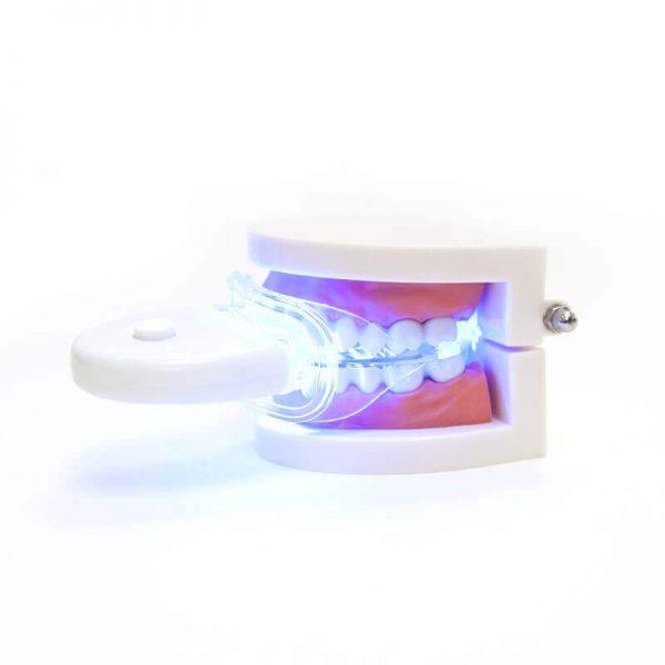 kit albirea dintilor cu lumina UV